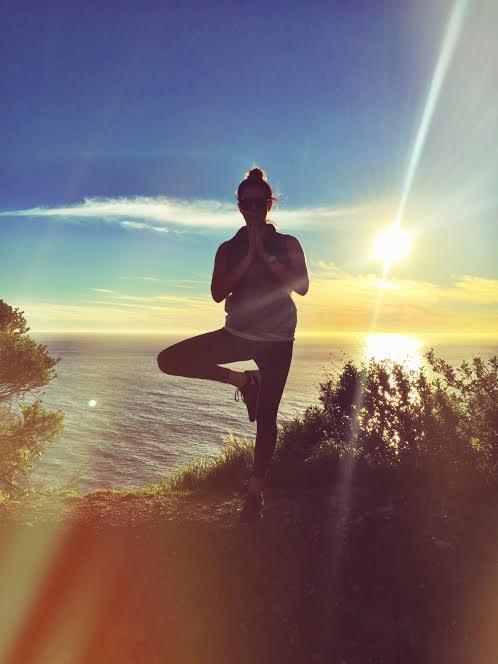 sarah yoga 2